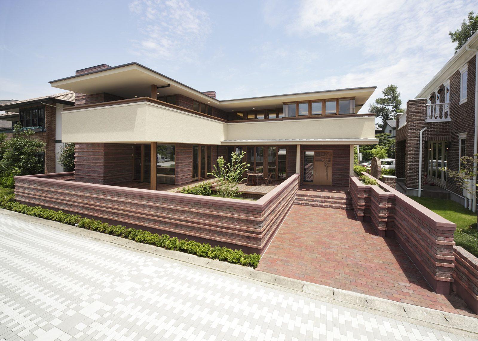 住宅外観・アプローチ(アザレア)オーガニックハウス
