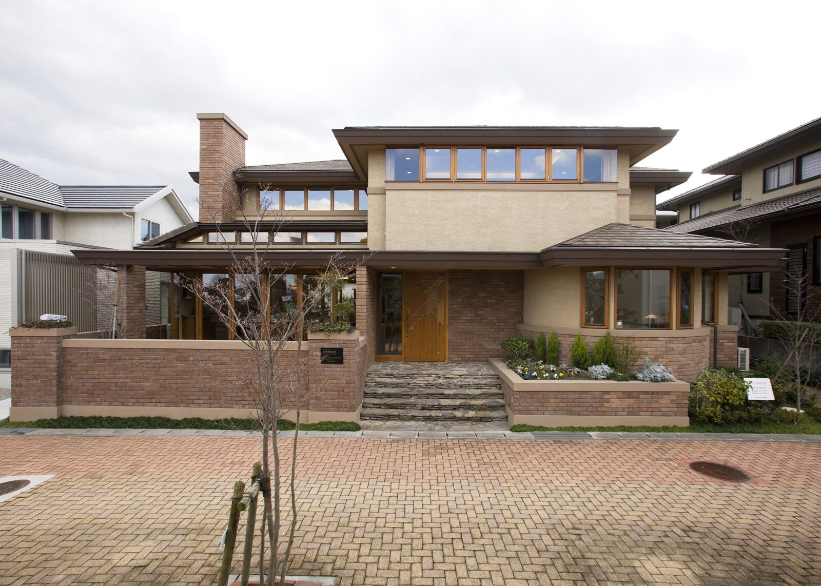 住宅外観(ラッタンバリー)オーガニックハウス
