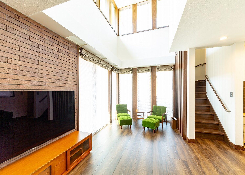 北九州デザインリビング新築住宅オーガニックハウスアザレアスタイル
