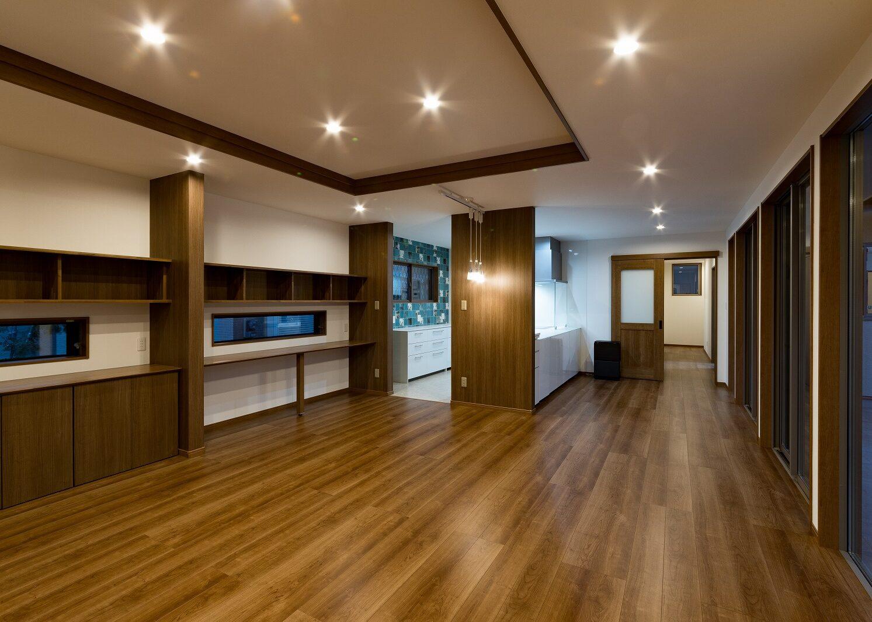 北九州デザインリビング新築住宅オーガニックハウス